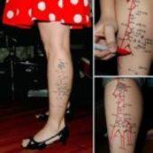 Cancellate quel tatuaggio!