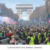 Francia: appello dei Gilet Gialli