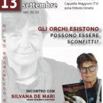 Gli Orchi esistono! Silvana De Mari a Vittorio Veneto