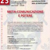 Meta-comunicazione e potere. Stefano Re online