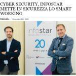 """Il """"Cyber Security"""" mettere in sicurezza lo """"Smart Working"""""""