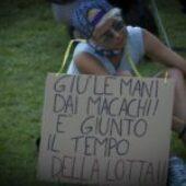 Resistiamo, ci vediamo liberi, e senza odio di Parma
