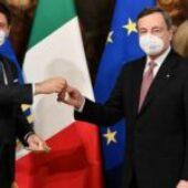 Draghi, due Conti, tanto per