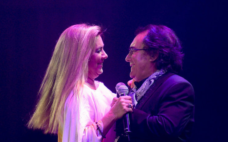 Al Bano e Romina Power in concerto a Bucarest