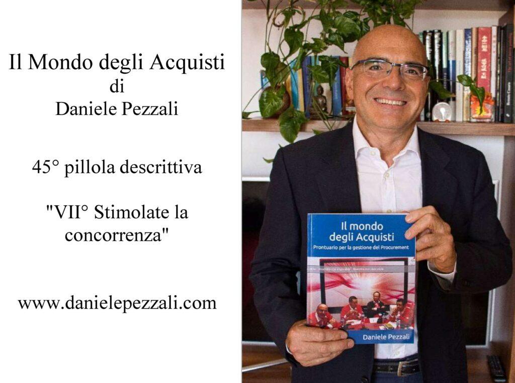 """VII° Stimolate la concorrenza - Da """"Il mondo degli Acquisti"""""""